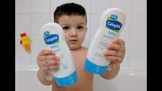 Sữa tắm gội Cetaphil Baby cho bé Review | Hangngoainhap.com.vn
