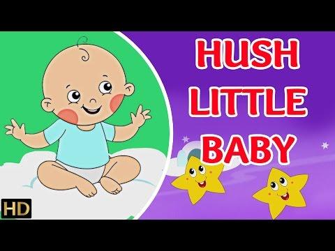 Hush Little Baby (HD) | Nursery Rhymes | Popular Kids Songs