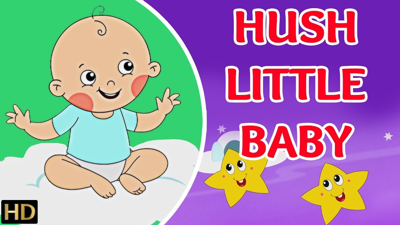 Baby Children Nursery Rhyme Song Nursery Rhymes Hush Little Baby Thenurseries