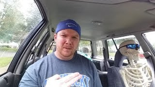 Ship car parts via GreyHound - Daily Vlog??