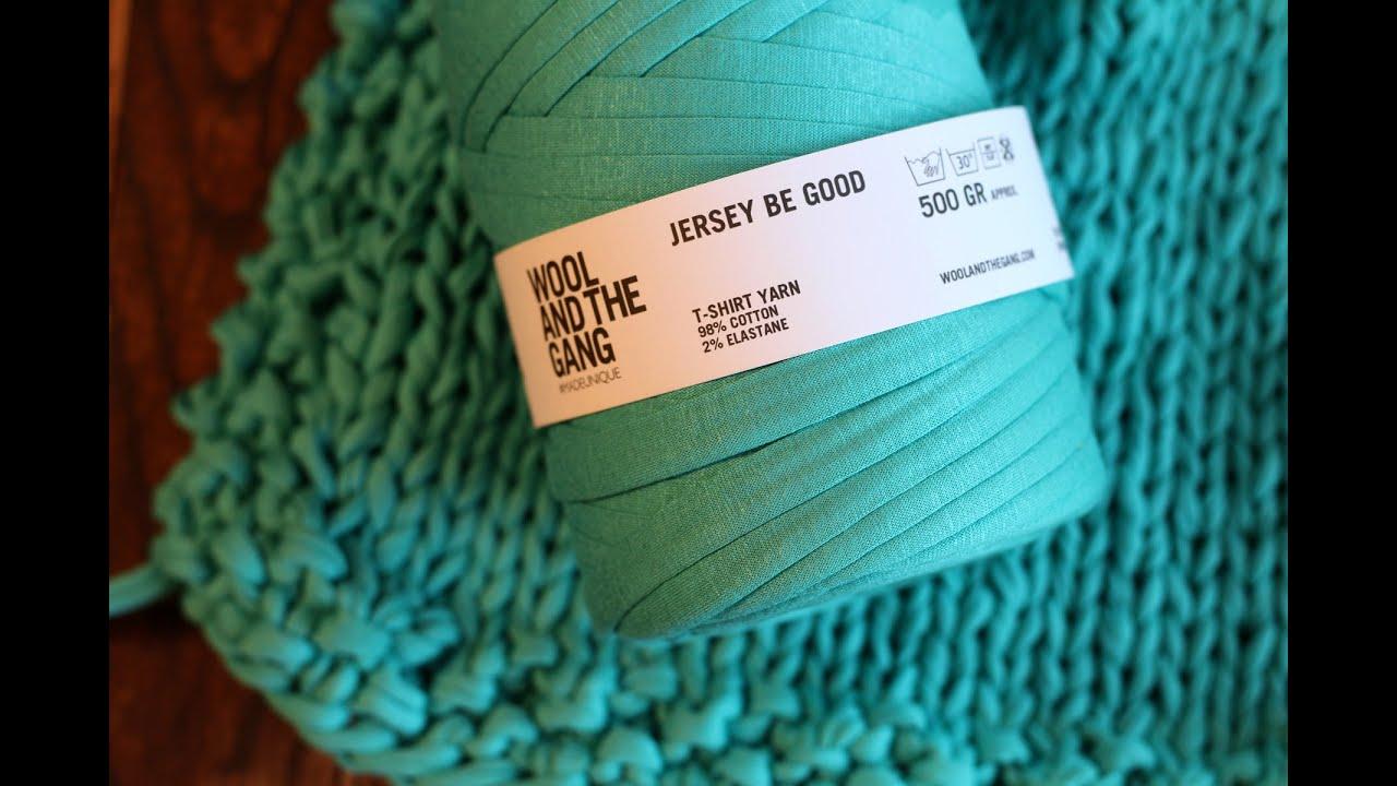 jersey be good yarn