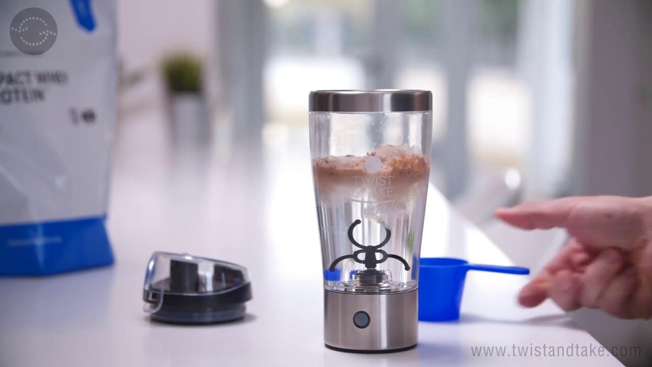 elektrisk protein shaker