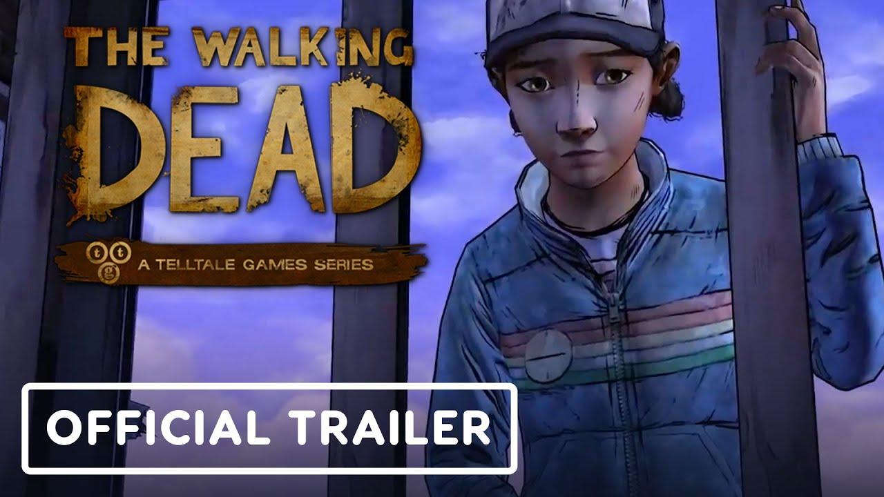 Telltale: The Walking Dead: Season 2 & 3 - Trailer Oficial do Switch + vídeo