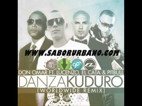 Don Omar ft Pitbull El Cata & Lucenzo – Danza Kuduro MERENGE ELECTRONICO REMIX PROD MAFFIO
