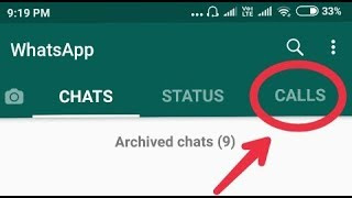 WhatsApp - How To Stop Calls || How to block calls || how to disable calls
