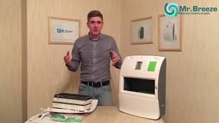 обзор Ballu AirMaster Warm CO2 Wifi