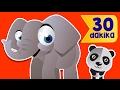 En Sevilen Yeni Çocuk Şarkıları | 13 AfacanTV Şarkısı | 30 Dk Şarkı