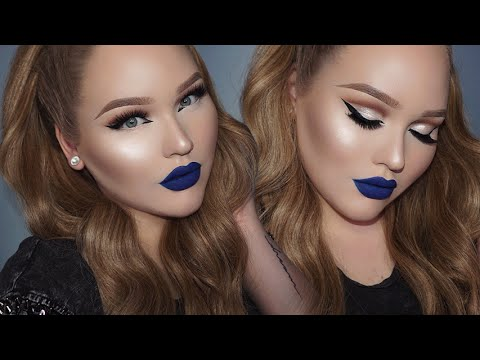 Intimidating makeup videos