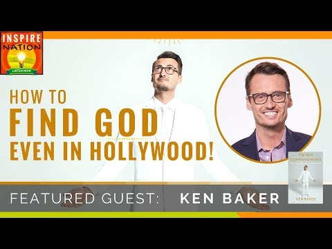 🌟 KEN BAKER: How to Find God – Yes, Even in Hollywood! | The Ken Commandments | E! News