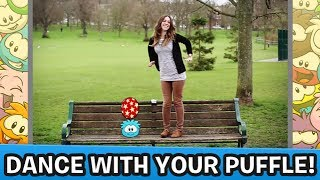 Club Penguin Music OST: Puffles Around The World! [MUSIC VIDEO & MP3 DOWNLOAD]