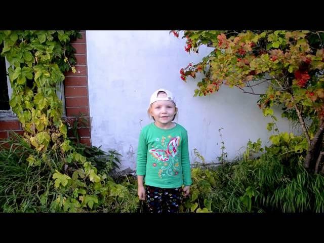 Изображение предпросмотра прочтения – АлёнаТерентьева читает произведение «Шумели листья, облетая…» И.А.Бунина