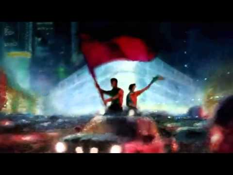 Gazprom Champions League Advert 2013