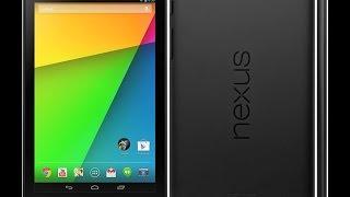 Asus Google Nexus 7 Cellular Hard Reset and Forgot Password Recovery, Factory Reset