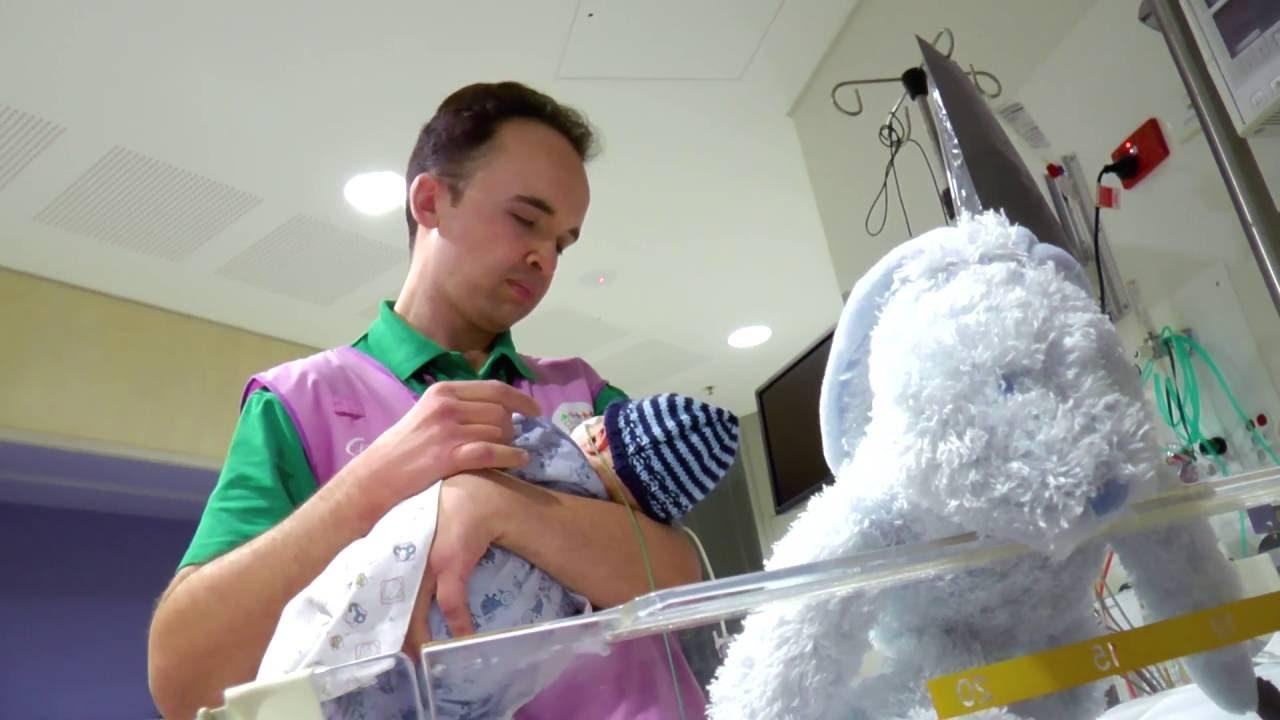 Volunteer profile - Steggles Cuddle Carer