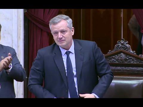 Diputados sesiona la ley de Alquileres y de Góndolas