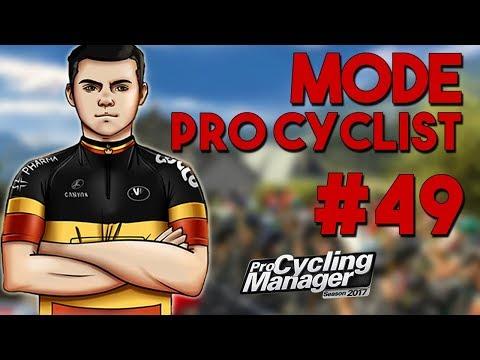 PRO CYCLING MANAGER 2017 - PRO CYCLIST #49 : Nouveau contrat !