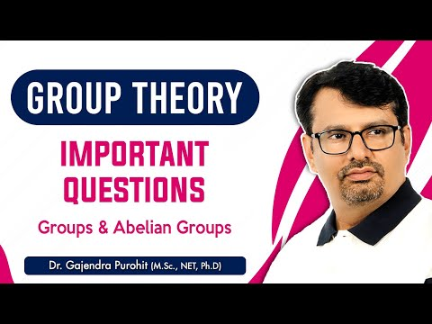 Group Theory | Examples Of Group & Abelian Group | Discrete Mathematics