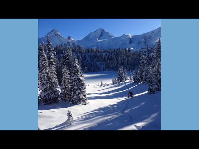 A taste of winter at Mistaya Lodge