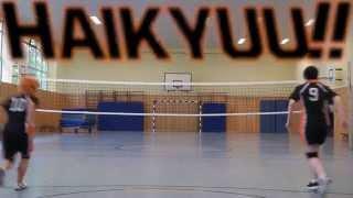 Fanprojekt: Haikyuu!!-Opening
