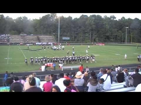 Saluda Trail Middle School football