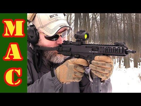 B&T GHM9 9mm Pistol with Tailhook Brace!