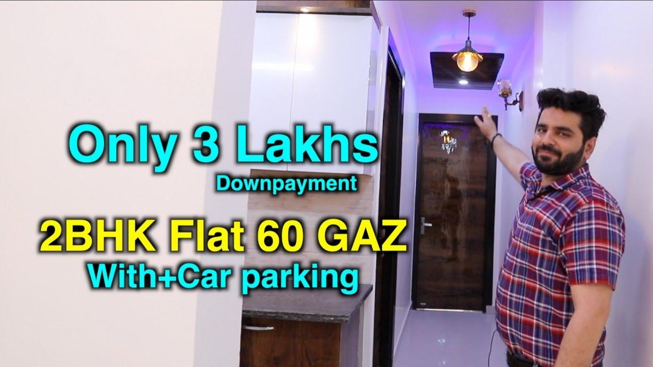 2Bhk-60sq, 1Bhk-40sq Semi-furnished builder floor Sainik Nagar property near Nawada metro 8448440765