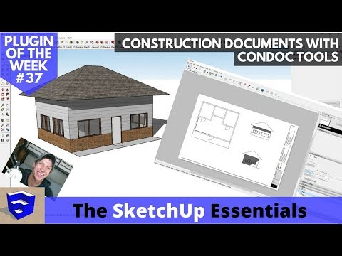 Quick Construction Drawings from Your SketchUp Model with