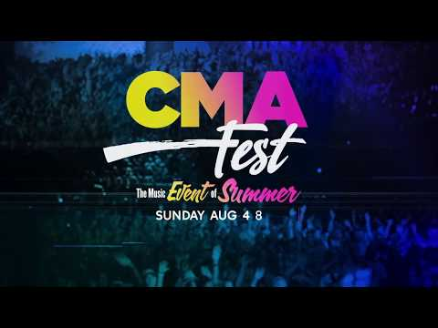 Cole - CMA Fest TV Special Fast Approaching