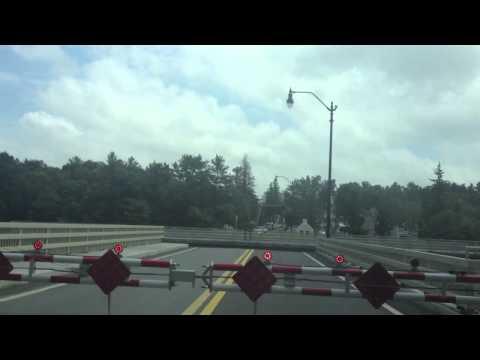 Hines Bridge Opening Newburyport, Ma