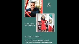Conversación con Marco Antonio Regil: 10 de abril, 2020