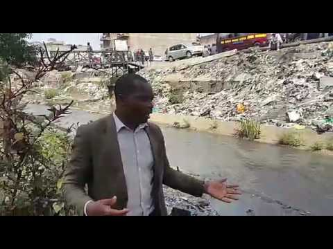 The effects of E-wastes in Nairobi River