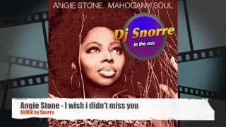 Angie Stone - Wish I Didn
