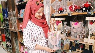 فلوق تحضيرات رمضان/ اول رمضان غندوزو بوحدي!! مشترياتي للمطبخ و الديكور
