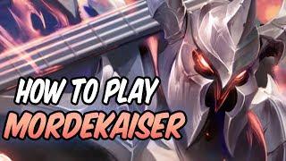 Download lagu S MORDEKAISER GUIDE BuildRunes Diamond Commentary League of Legends MP3