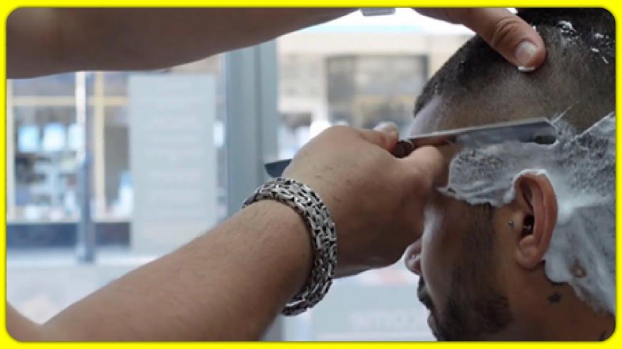 Yes Bro Razor Skin Fade beard and massage Barber Turko