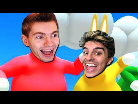 O JOGO MAIS ZUEIRO DO MUNDO!!! Super Bunny Man
