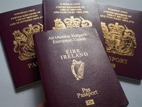 BREAKING Brexit: Northern Irish will still get EU citizens' rights, Government reveals