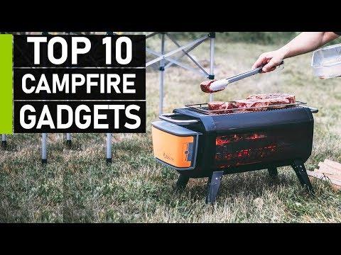 Top 10 Best Campfire Cooking Gadgets