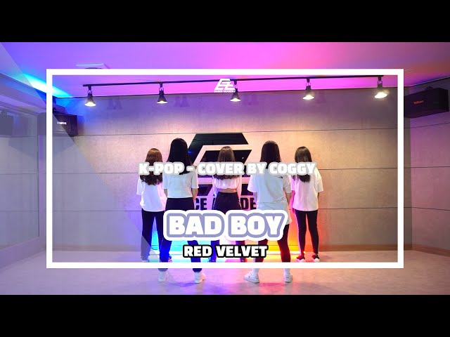 EZDANCE I 이지댄스 I RED VELVET - BAD BOY I K-POP I COVER BY COGGY