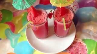 Watermelon Juice in Telugu