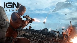 Star Wars Battlefront Reveals its Drop Zone Mode - IGN News