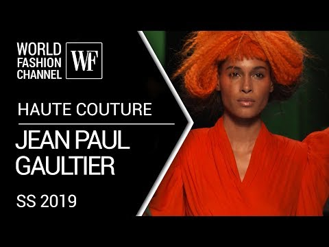 Jean Paul Gaultier |  Haute couture | Spring-summer 2019