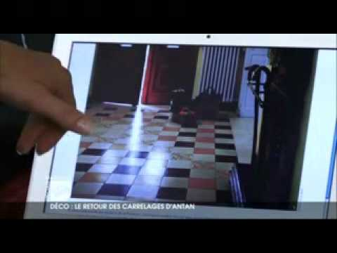 Carrelage ciment reportage complet youtube for Carrelage youtube