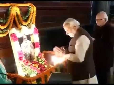 PM Modi pays tribute to C Rajagopalachari on his birth anniversary