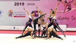 OVO Team (FIN)   IFAGG World Championships Cartagena 2019   FINAL