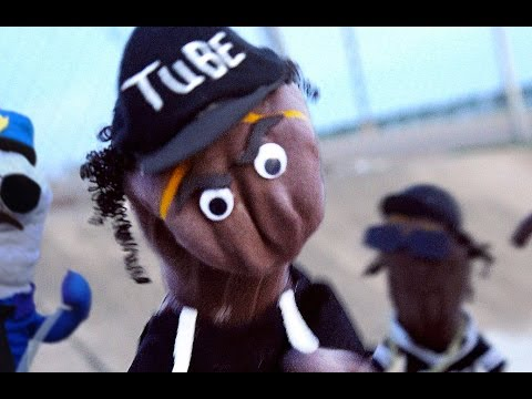 N.W.A. - Straight Outta Compton (Sock Puppet Parody)