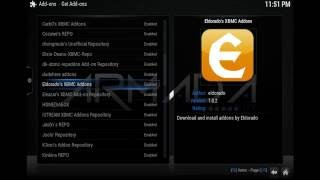"""The New Fusion Source """"Fusion 2"""" TV Add-ons Source For Kodi Entertainment Center (xbmc) - Sept. 2014"""