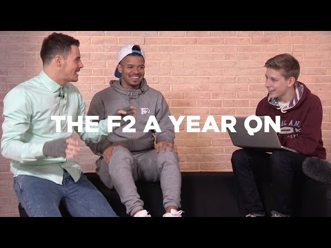 Interview with F2Freestyles, a year on! | MarkUpson