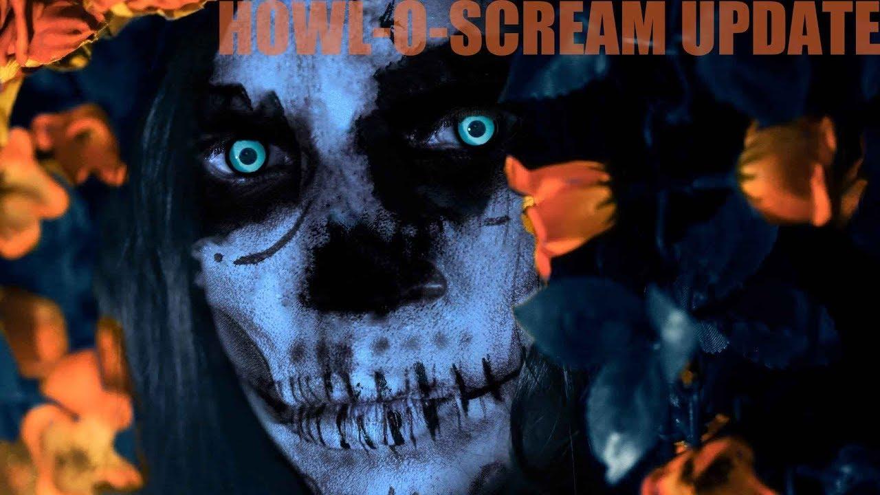 Busch Gardens Williamsburg Howl O Scream 2018 Update