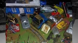 Fb Custom Hot Wheels Show De Diorama Feito Por Mim Amigoshotwheels